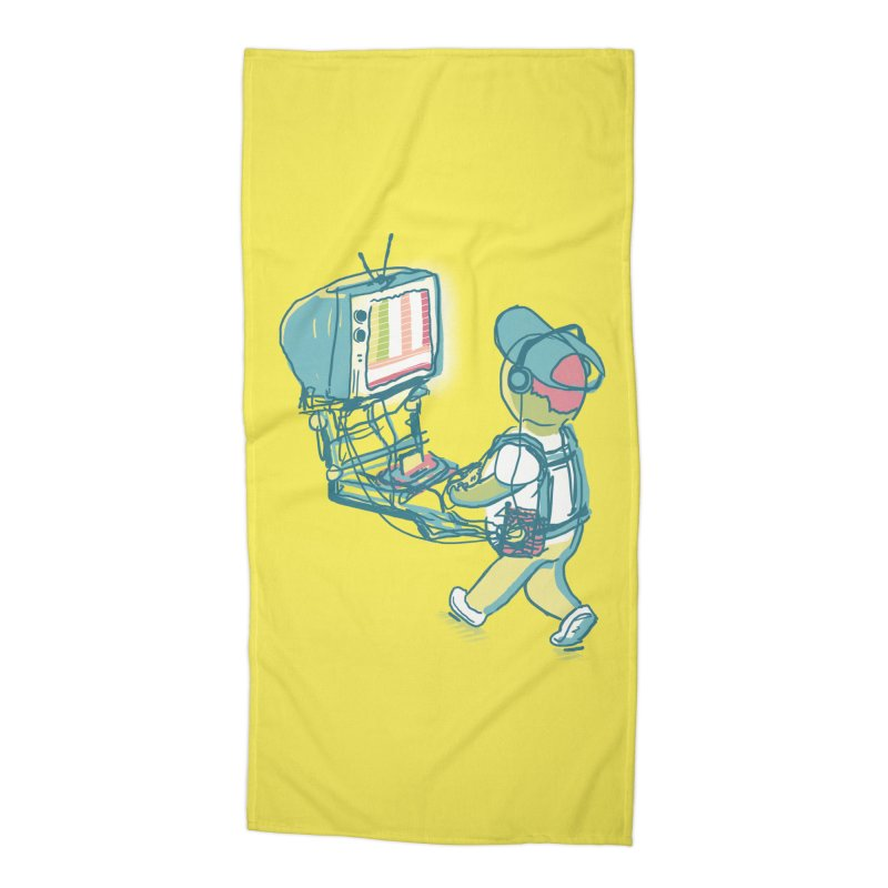 kids these days Accessories Beach Towel by Dega Studios