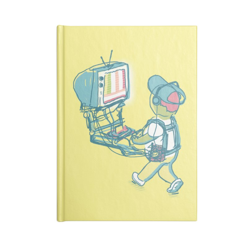 kids these days Accessories Blank Journal Notebook by Dega Studios