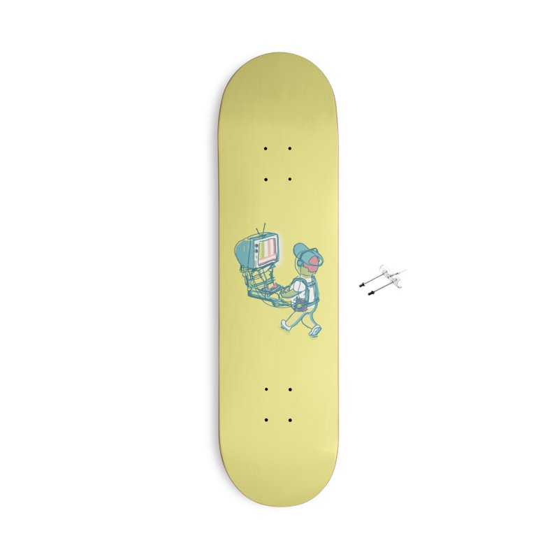 kids these days Accessories With Hanging Hardware Skateboard by Dega Studios