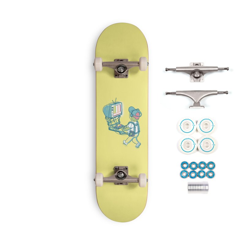 kids these days Accessories Complete - Basic Skateboard by Dega Studios