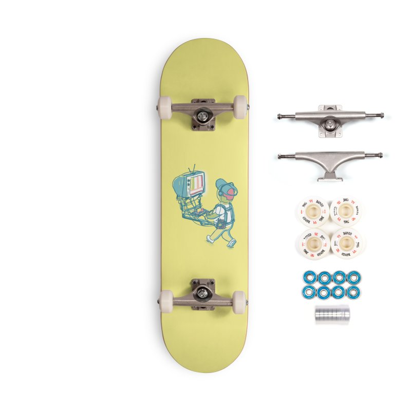 kids these days Accessories Complete - Premium Skateboard by Dega Studios