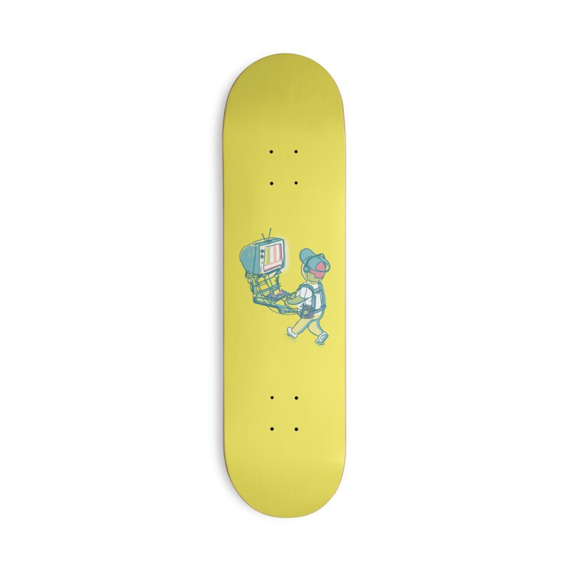 kids these days Accessories Skateboard by Dega Studios