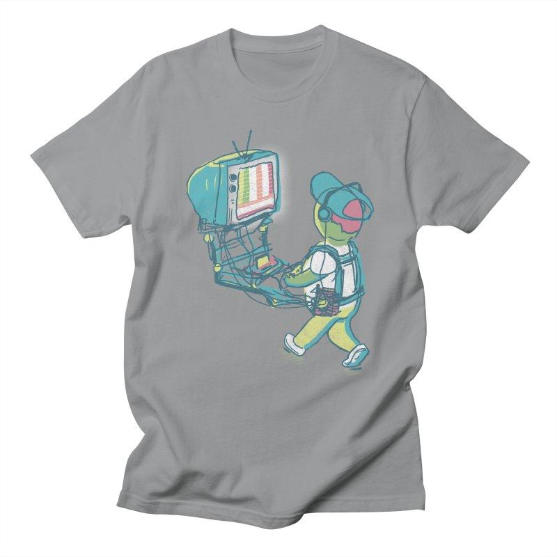 kids these days Women's Unisex T-Shirt by Dega Studios