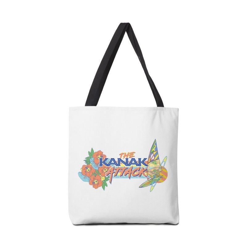 The Kanak Attack Accessories Tote Bag Bag by Dega Studios