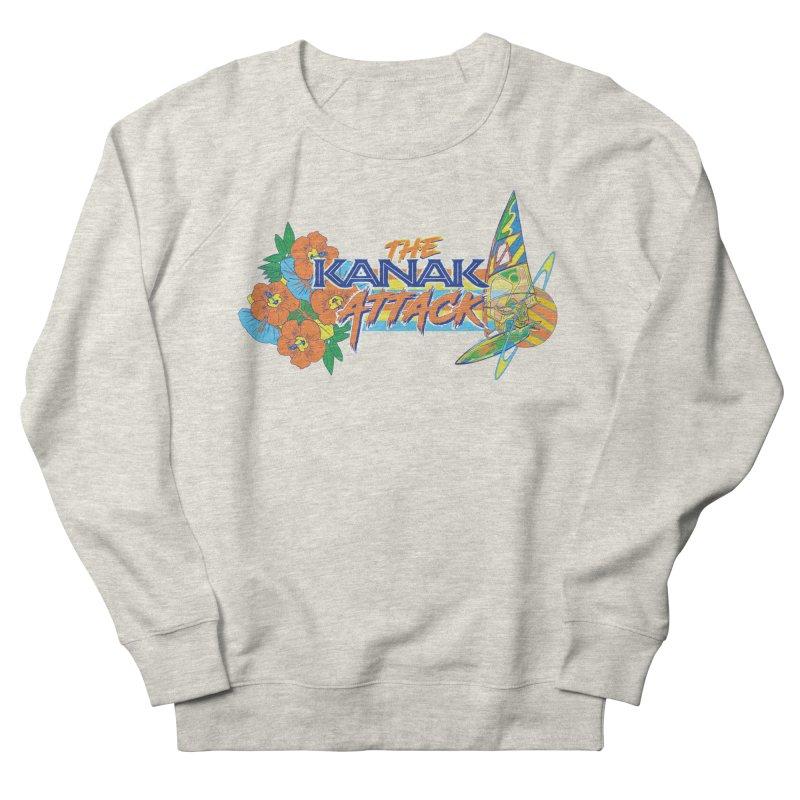 The Kanak Attack Women's Sweatshirt by Dega Studios