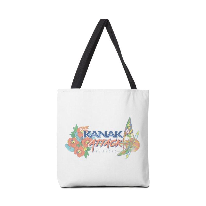 The Kanak Attack Classic Accessories Tote Bag Bag by Dega Studios