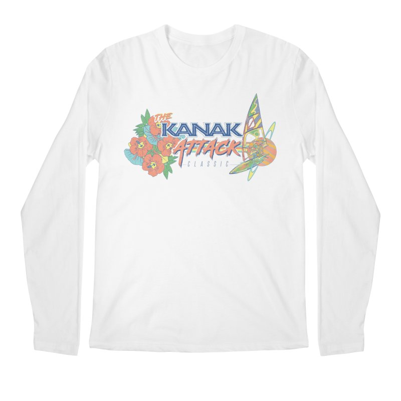 The Kanak Attack Classic Men's Longsleeve T-Shirt by Dega Studios