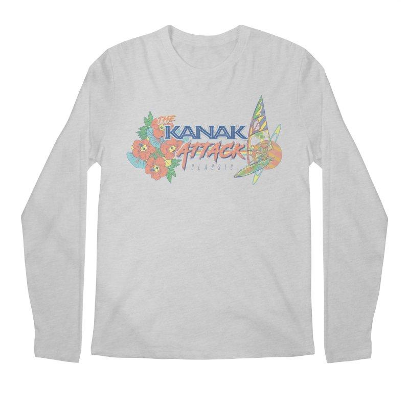 The Kanak Attack Classic Men's Longsleeve T-Shirt by Dega Studios