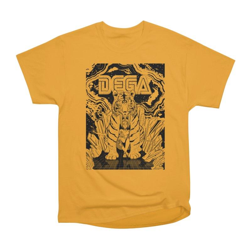Dega Fatalis-LoFi Men's T-Shirt by Dega Studios