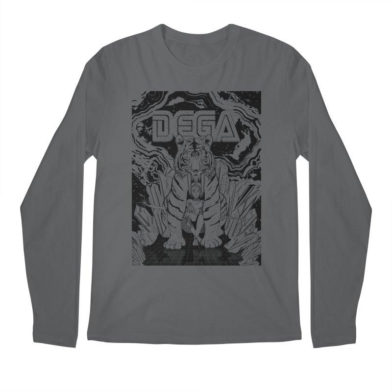 Dega Fatalis-LoFi Men's Longsleeve T-Shirt by Dega Studios