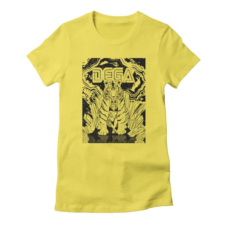 Dega Fatalis-LoFi Women's T-Shirt by Dega Studios