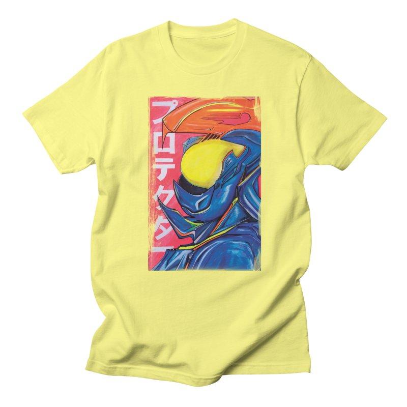 P R O T E C T O R Men's T-Shirt by Dega Studios