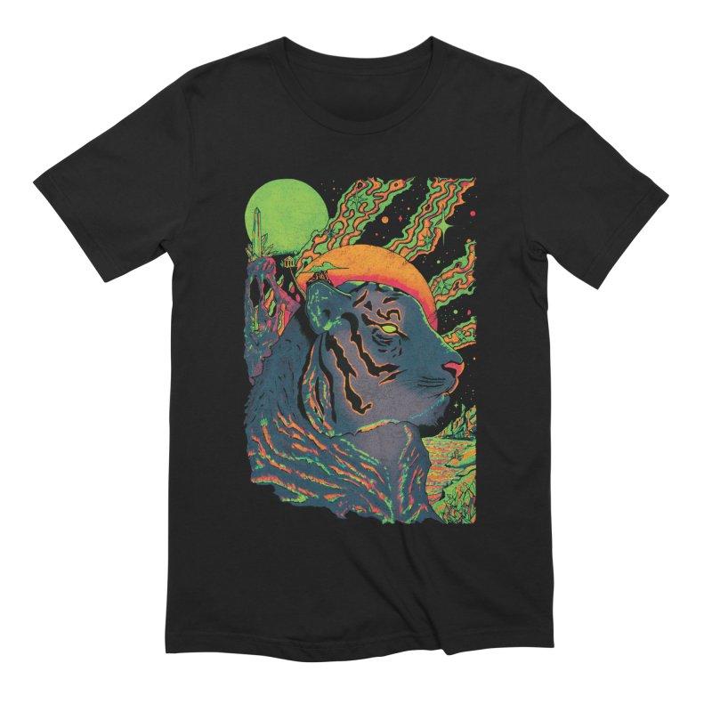 Guarding the Rift Men's T-Shirt by Dega Studios