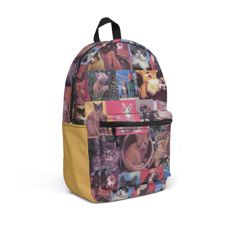 kit-tee Accessories Bag by Dega Studios