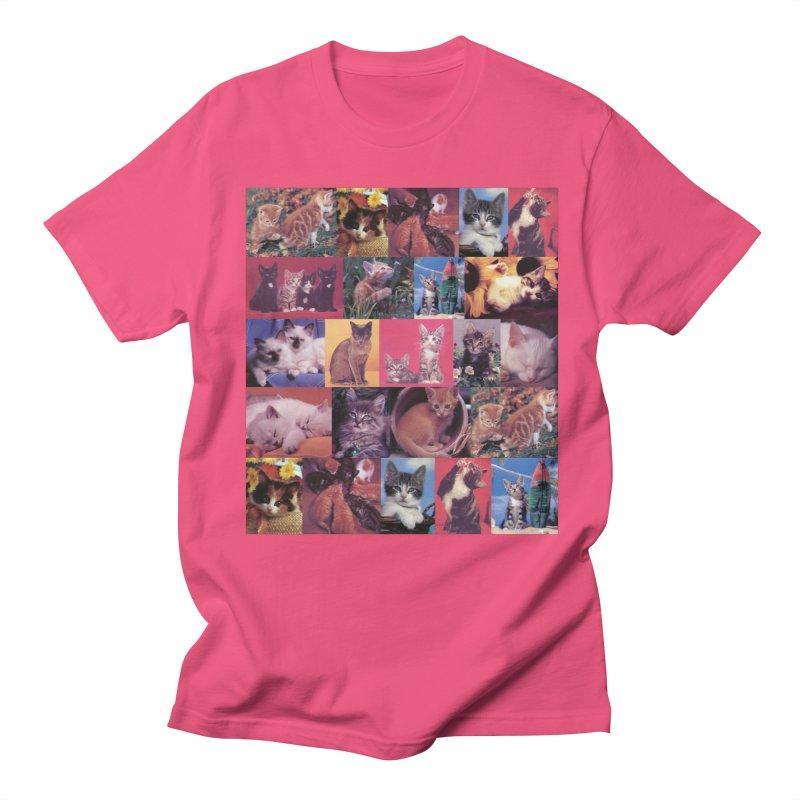 kit-tee Men's T-Shirt by Dega Studios