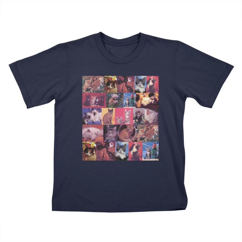 kit-tee Kids T-Shirt by Dega Studios