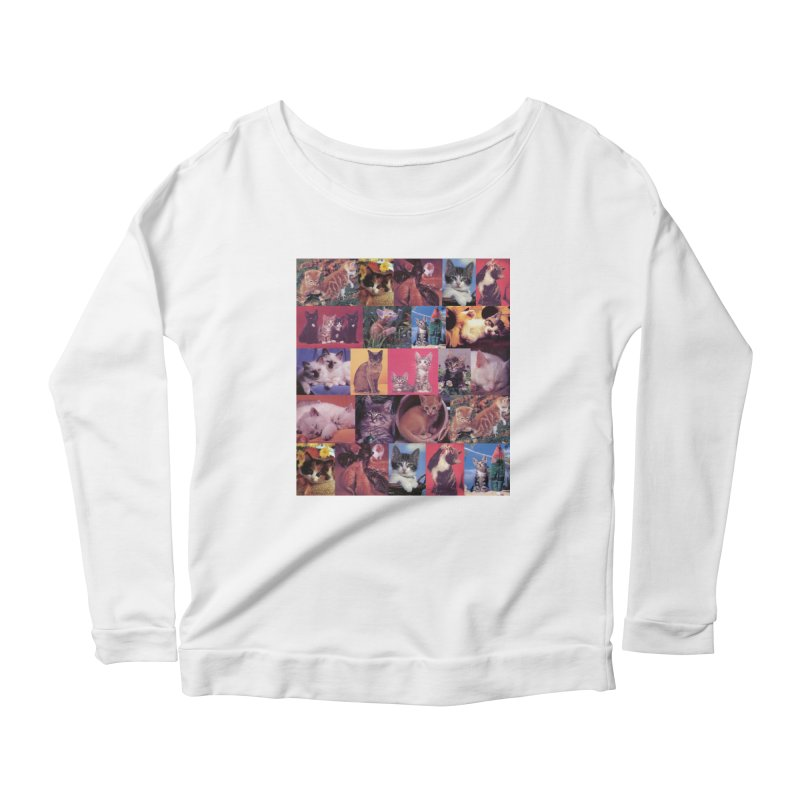 kit-tee Women's Longsleeve T-Shirt by Dega Studios