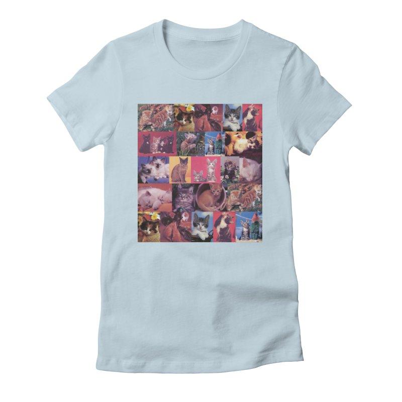 kit-tee Women's T-Shirt by Dega Studios