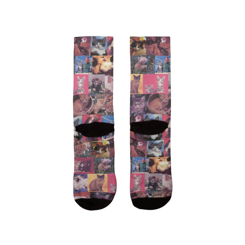 kit-tee Women's Socks by Dega Studios