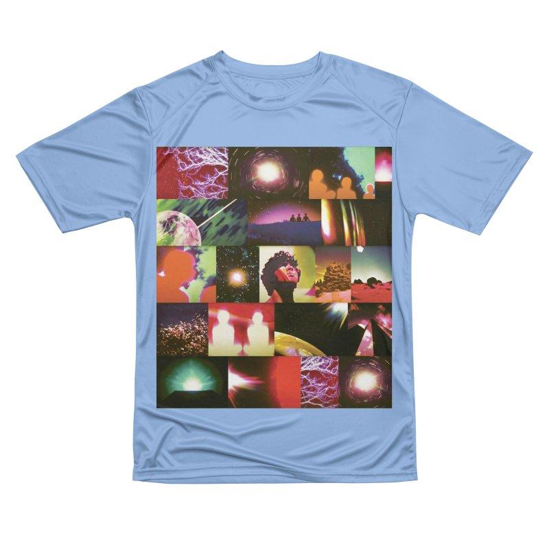Light Body Experimental Men's T-Shirt by Dega Studios