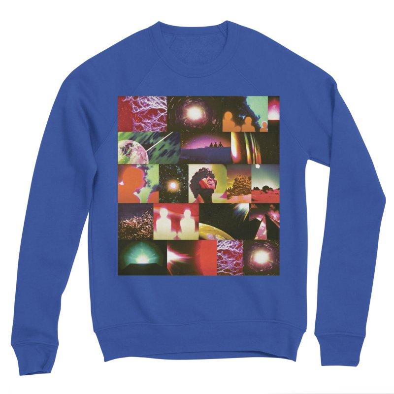 Light Body Experimental Men's Sweatshirt by Dega Studios