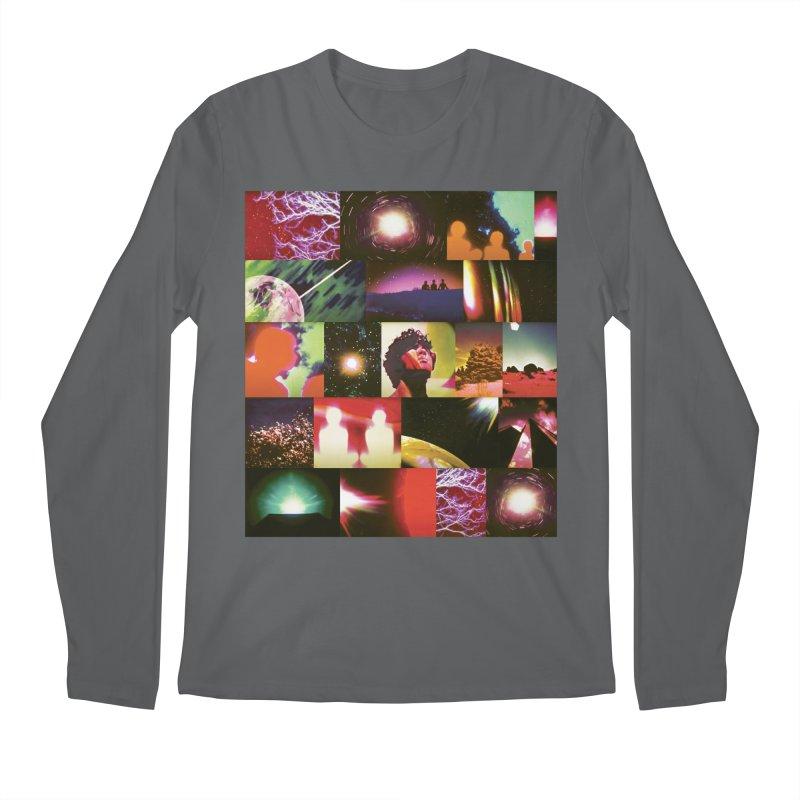 Light Body Experimental Men's Longsleeve T-Shirt by Dega Studios