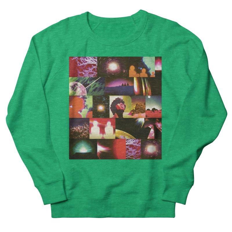 Light Body Experimental Women's Sweatshirt by Dega Studios