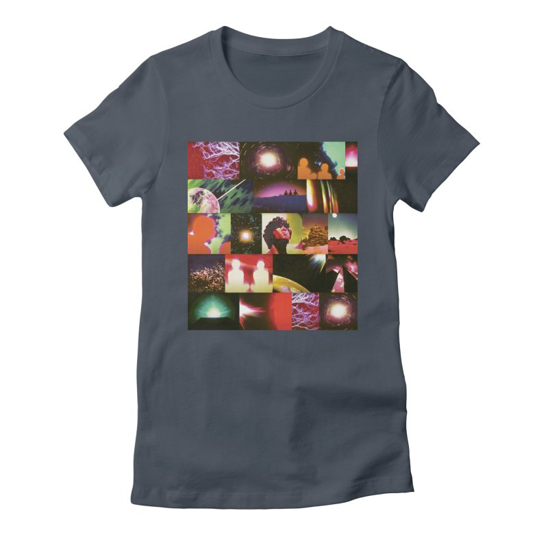 Light Body Experimental Women's T-Shirt by Dega Studios
