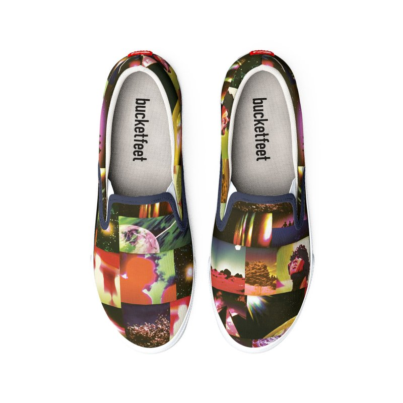 Light Body Experimental Women's Shoes by Dega Studios