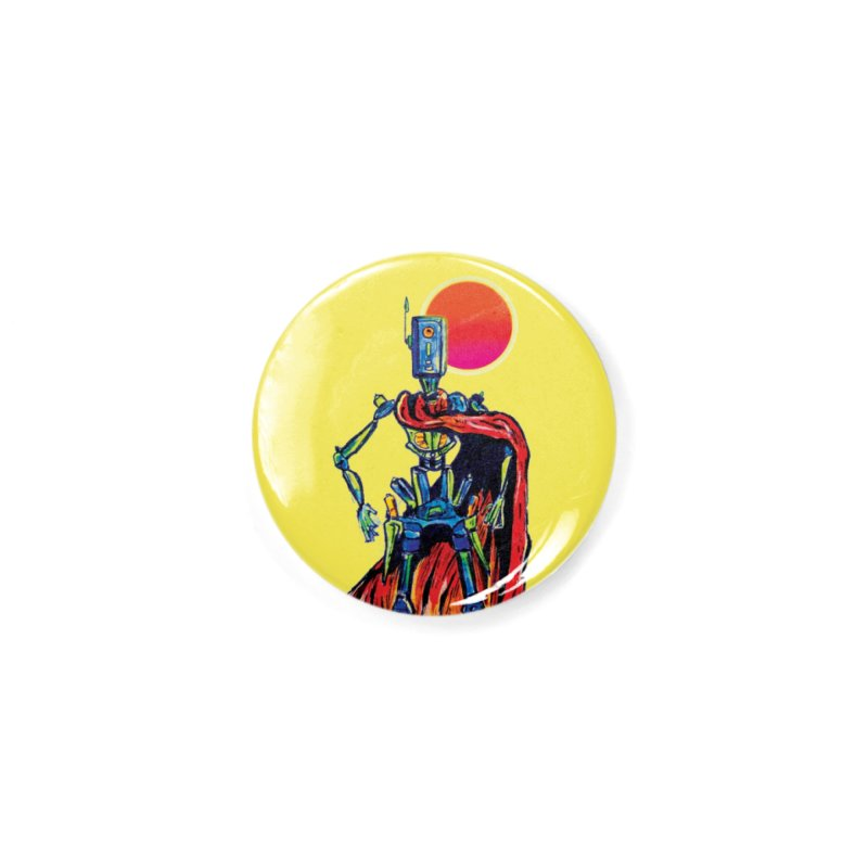 High Noon Accessories Button by Dega Studios