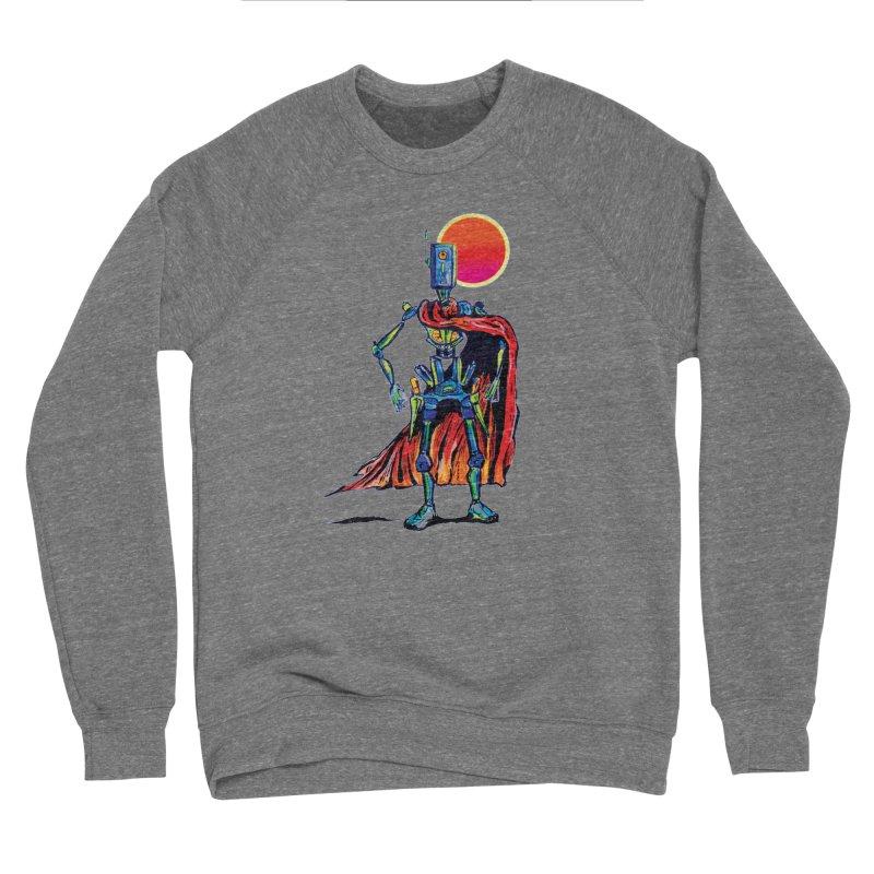 High Noon Men's Sweatshirt by Dega Studios