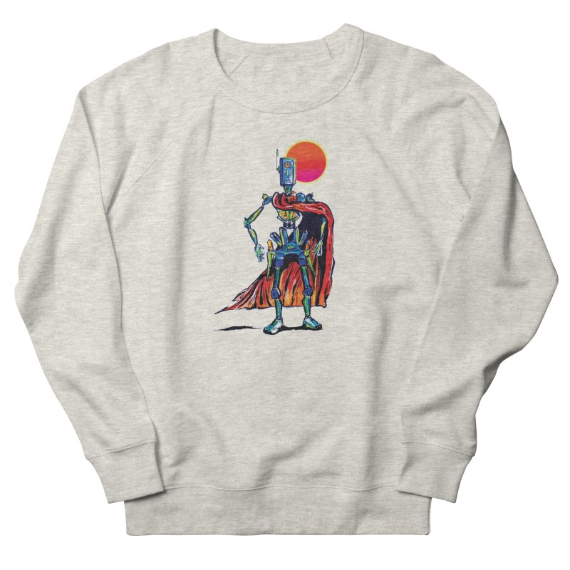 High Noon Men's Sweatshirt by Dega Studios