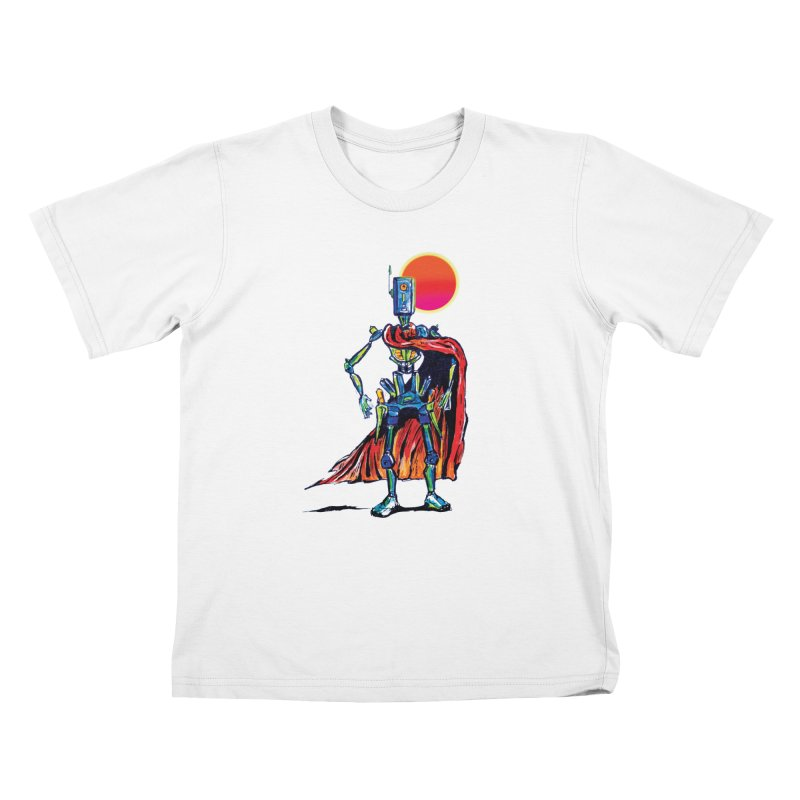 High Noon Kids T-Shirt by Dega Studios