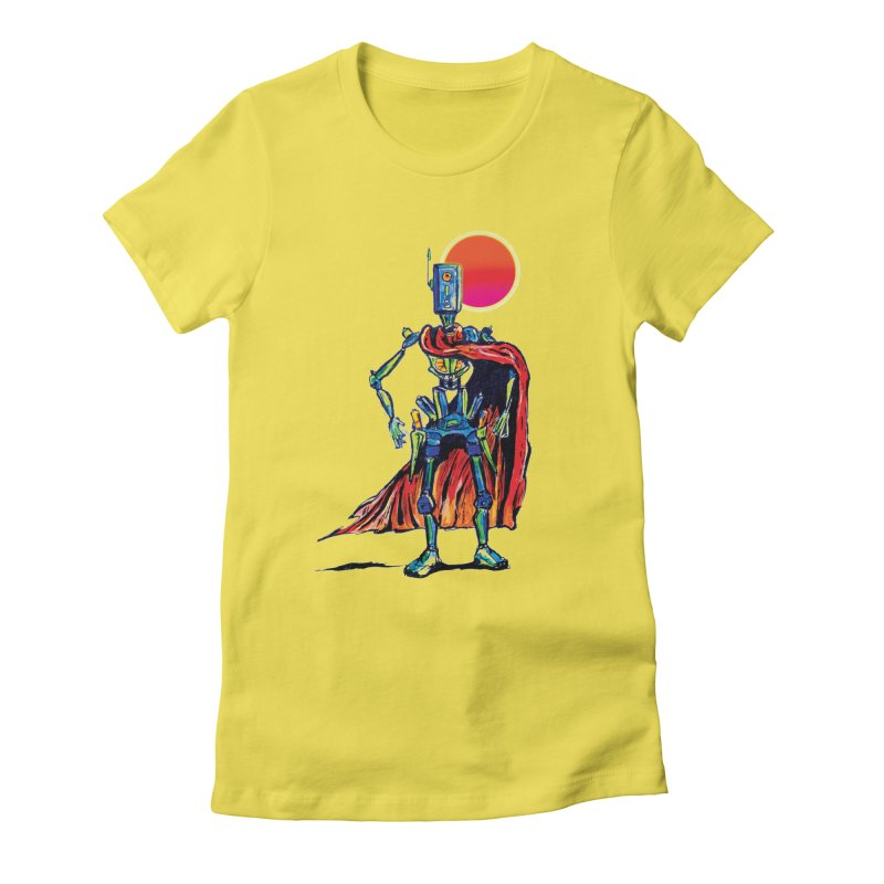High Noon Women's T-Shirt by Dega Studios