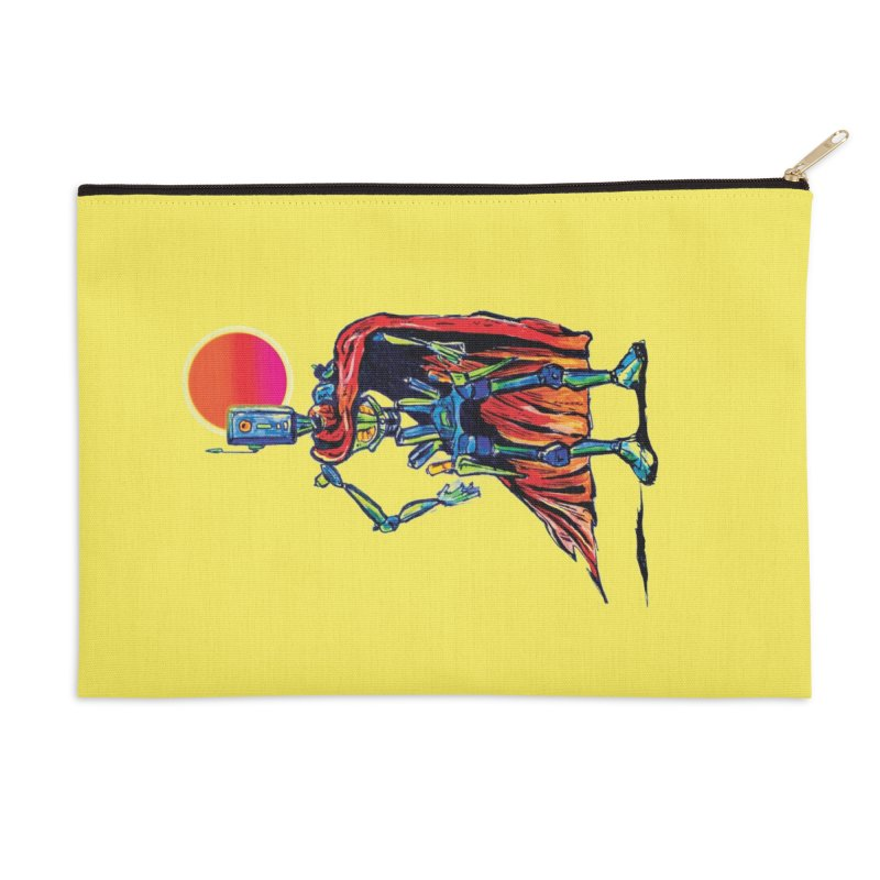 High Noon Accessories Zip Pouch by Dega Studios
