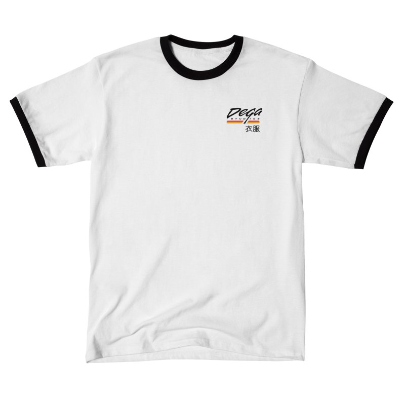 Japanese Domestic - Light Men's T-Shirt by Dega Studios
