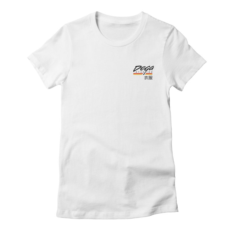 Japanese Domestic - Light Women's T-Shirt by Dega Studios