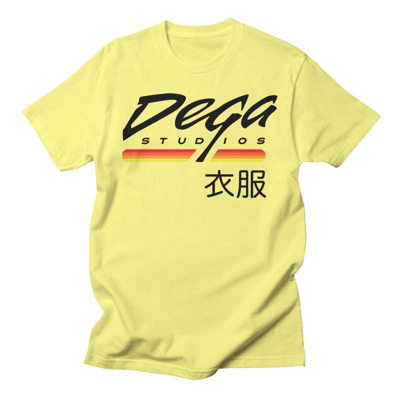 Japanese Domestic - Light Men's T-Shirt by Dega Studios