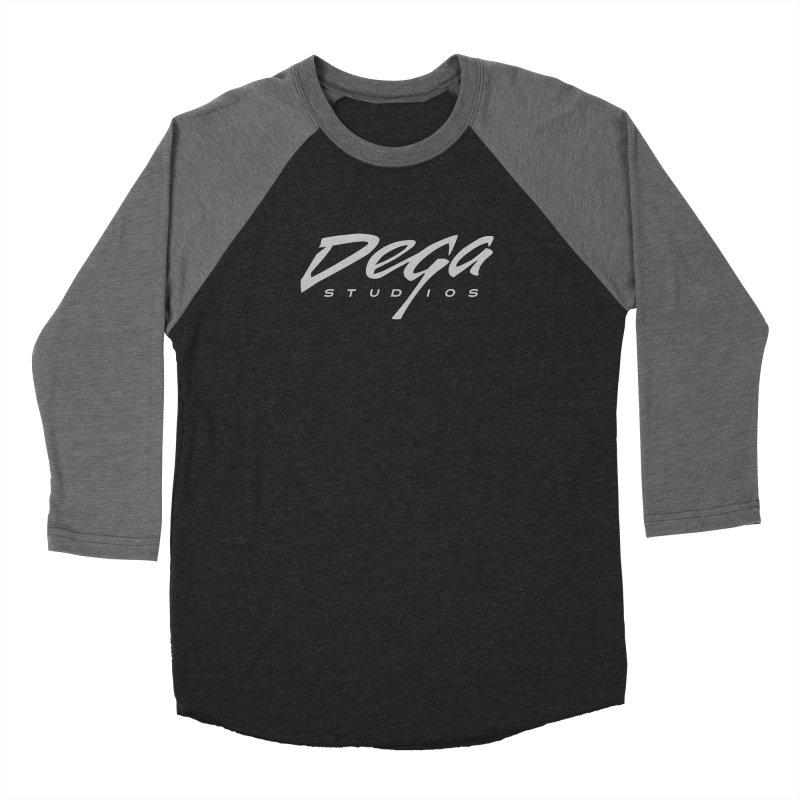 Dega Classic Logo – Dark Women's Longsleeve T-Shirt by Dega Studios