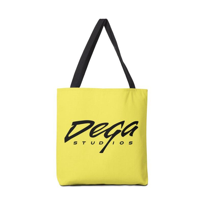 Dega Classic Logo – Light Accessories Bag by Dega Studios