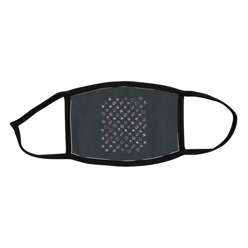Orbital Accessories Face Mask by Dega Studios