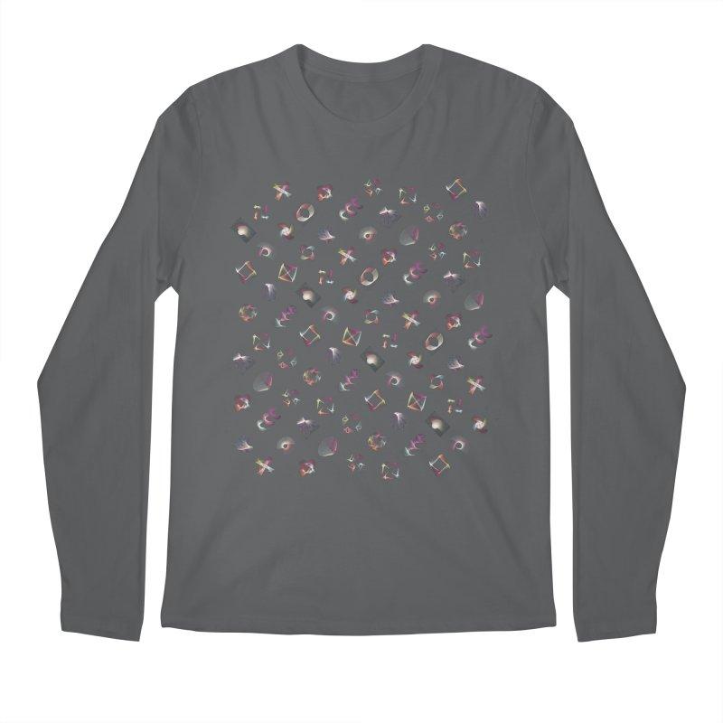 Orbital Men's Longsleeve T-Shirt by Dega Studios