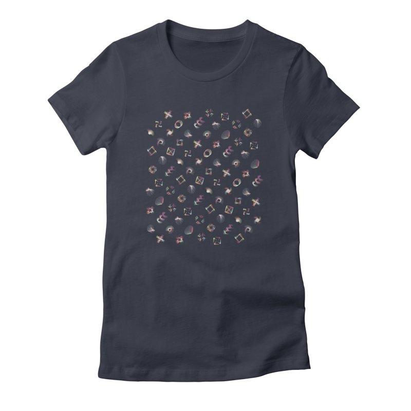 Orbital Women's T-Shirt by Dega Studios