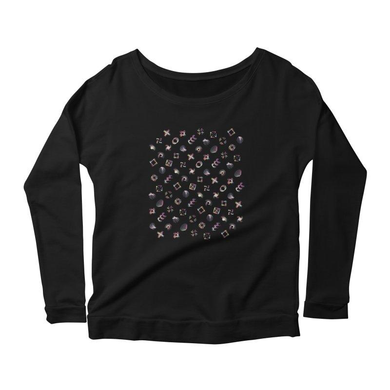 Orbital Women's Longsleeve T-Shirt by Dega Studios