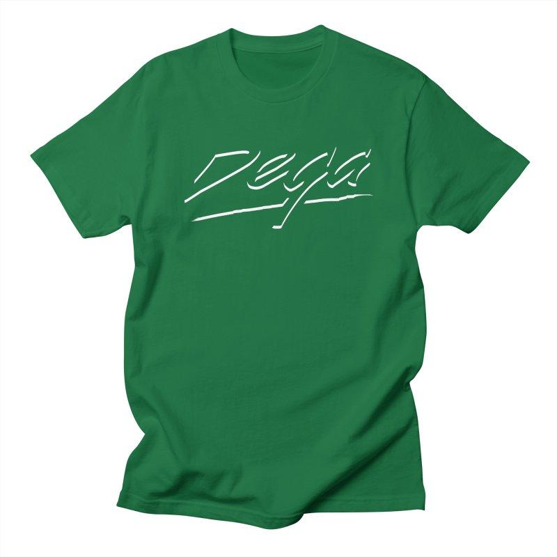 Dega Midnight Logo Men's T-Shirt by Dega Studios