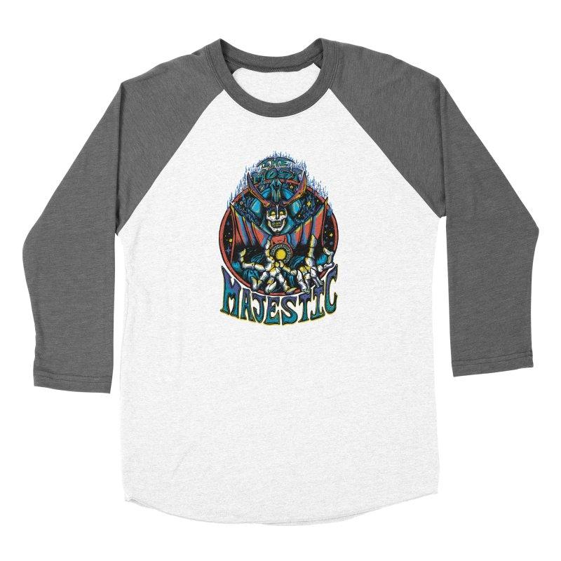 THE MOST MAJESTIC Women's Longsleeve T-Shirt by Dega Studios