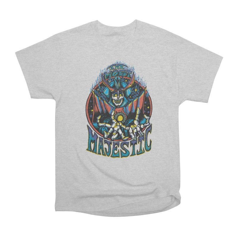THE MOST MAJESTIC Men's T-Shirt by Dega Studios