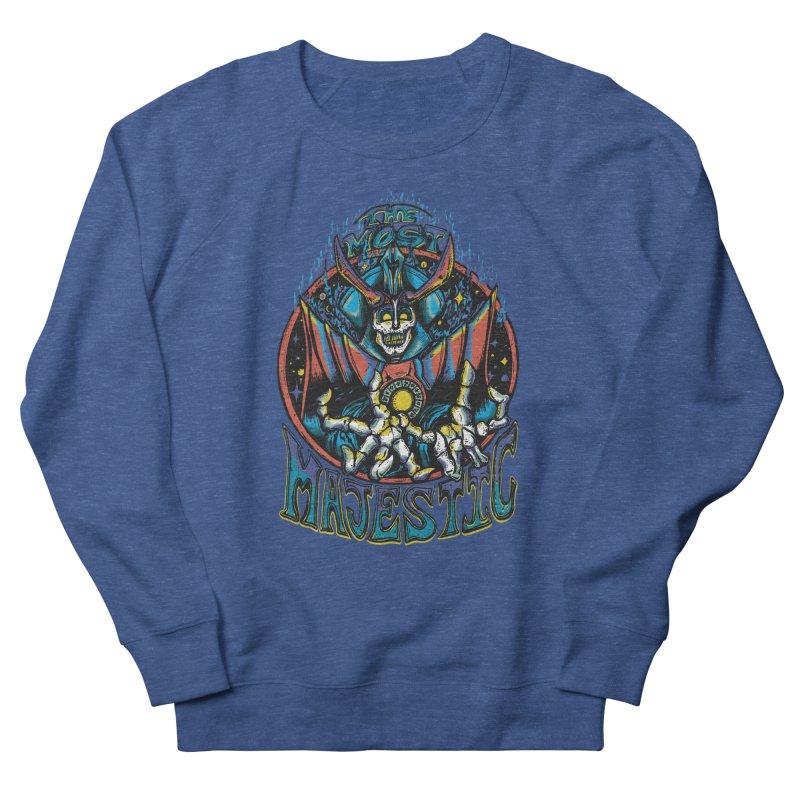 THE MOST MAJESTIC Men's Sweatshirt by Dega Studios