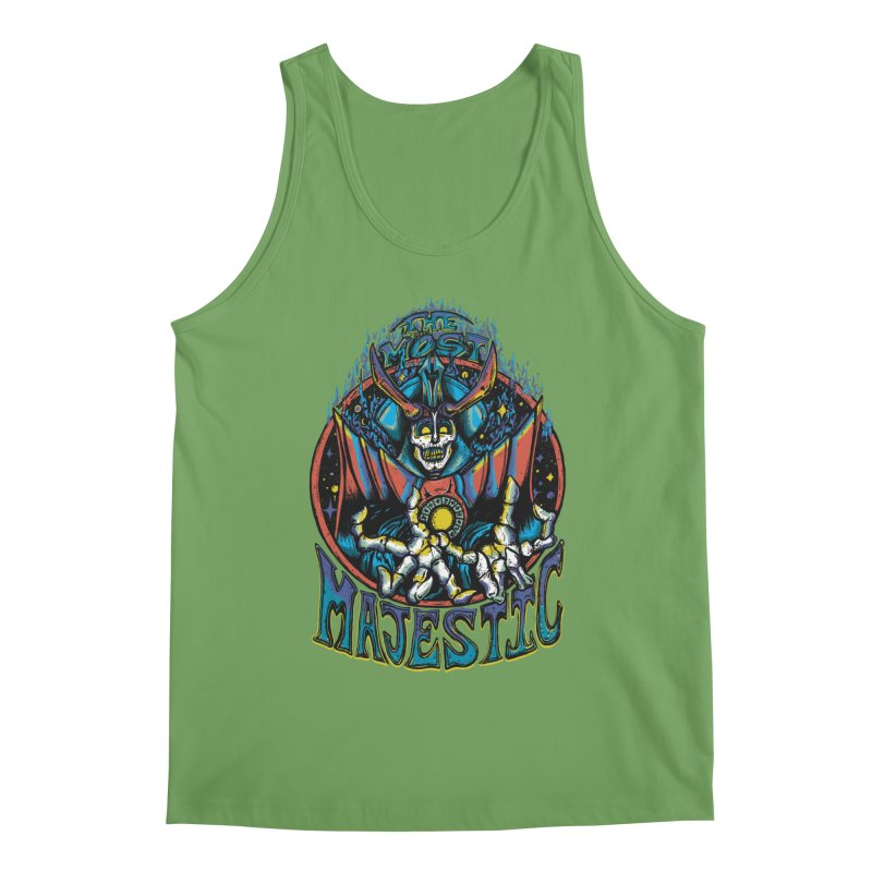 THE MOST MAJESTIC Men's Tank by Dega Studios