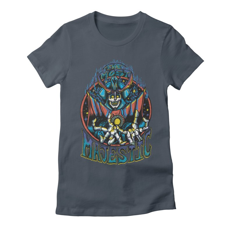 THE MOST MAJESTIC Women's T-Shirt by Dega Studios